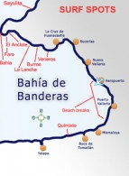 map Bahia Banderas