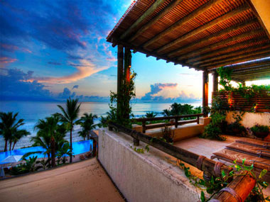 mexico beach property with panoramic views of the ocean