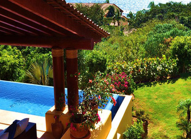 Punta de Mita Mexico Beach Rental Property